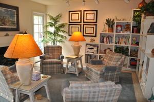 Solana Beach Therapy office interior
